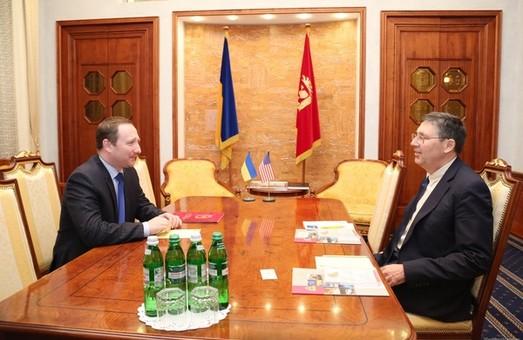 На Харківщині побував директор Євразійського центру Атлантичної ради США