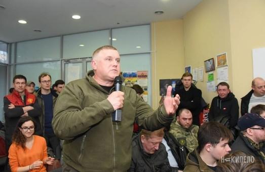 «Сотня Лева» про побиття Олійника: «Так вийшло» (відео)