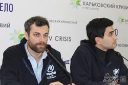 Аслак Солумсмоєн: «Роздача допомогла приблизно 6 000 сім'ям пережити цю зиму» (фото)