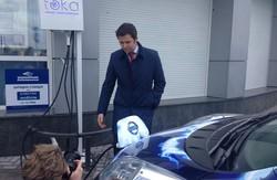 У Харкові з'явиться безкоштовна заправка для електромобілів