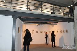 В «ЄрміловЦентрі» стартувала виставка трьох поколінь художників (фото)