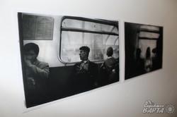 «M is for Metro»: обличчя по ту сторону вагону (фото)
