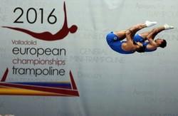 Харківські атлети завоювали медалі європейської першості зі стрибків на батуті