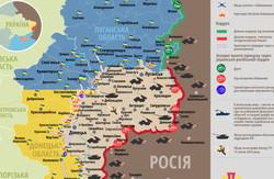 Обстріли Донеччини тривають. Постраждали двоє українських військових