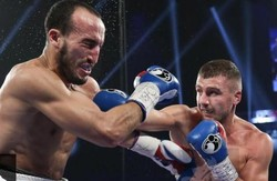 Олександр Гвоздик здолав суперника з Франції