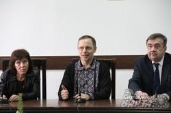 Презентація проекту SAIUP в ХНУ ім. Каразіна