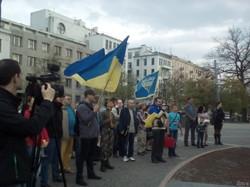 Громадська Самооборона  відзначила два роки боротьби за мир у Харкові