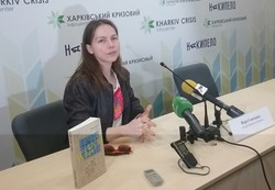 Віра Савченко: «Голод її зброя. Вона не тисне на жалість» (фото)