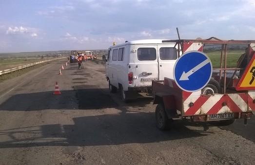 Трасу Чугуїв-Мілове почнуть ремонтувати, незалежно від фінансування