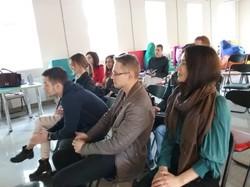 Студентам розповіли, як можна захистити власні екологічні права (фото)