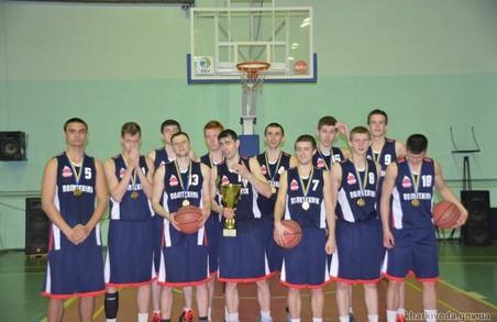 Харківські баскетболісти виграли першість країни