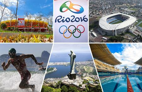 Два десятки харківських спортсменів представлятимуть Україну на Олімпіаді