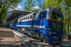 «Мала Південна» урочисто відкрила 76-й сезон руху поїздів