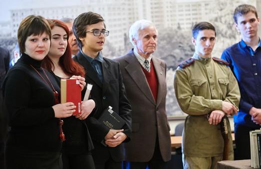 Каразінці відзначили День пам'яті 71-ої річниці перемоги над нацизмом у Другій світовій війні
