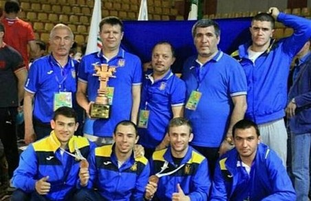 Харківський борець став третім на дефлімпійській першості світу