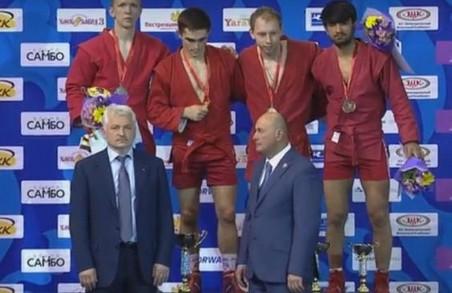 Харківські самбісти здобули шість медалей європейської першості