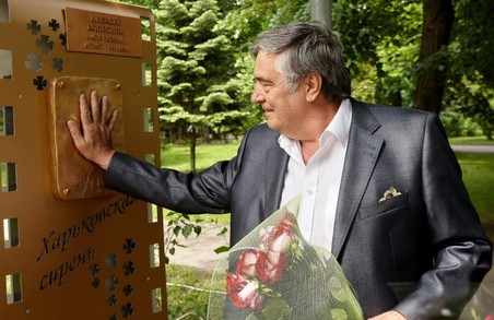 Зірка фільму «ТойХтоПройшовКрізьВогонь» залишив у Харкові відбиток