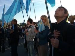 Згадки про 1944 рік. Як в Харкові вшанували пам'ять жертв депортації