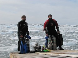 Харківські полярники у Антарктиці. Як живуть та працюють українські вчені