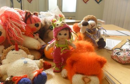 Як створити унікальну іграшку, розповіла Наталя Гладких