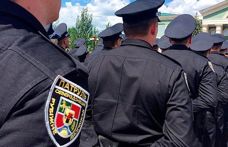В Сєвєродонецьку, Лисичанську і Рубіжному нова поліція прийняла присягу (фото)