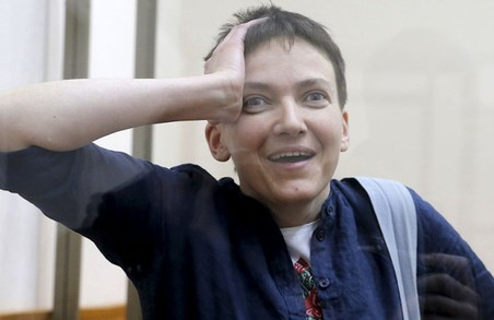 За одну Савченко двох ГРУ-шників дають - Надія Савченко сьогодні повернулася в Україну  (оновлено)