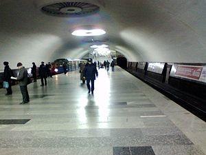 У Харківському метро померла людина
