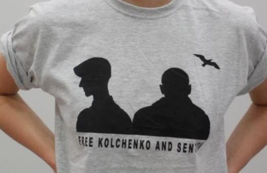 Харків'яни вітають Савченко з поверненням в Україну