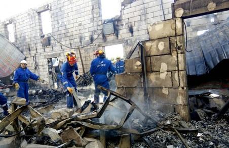 На Київщині зайнявся будинок пристарілих. Загинуло 16 осіб
