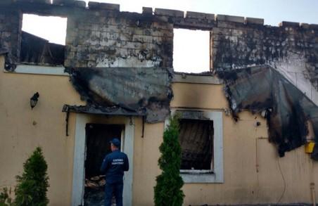 Поліція затримала власника будинку престарілих, де сьогодні трапилася пожежа