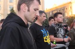 У Харкові вшанували пам'ять загиблих військових