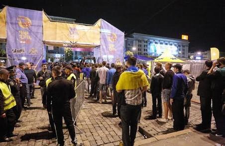 Харківським уболівальникам обіцяють більш комфортні умови