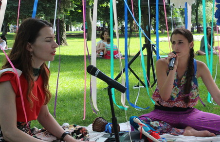 Харків'яни отримали нагоду насолодитися Днем музики