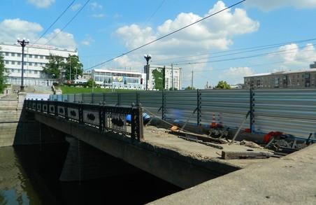 У Харкові декомунізують міст