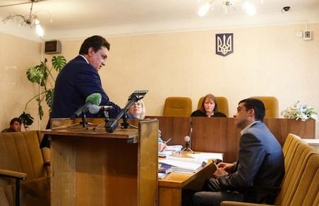 Веніаміна Сітова перед судом облили зеленкою