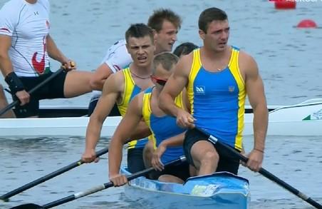 Харківський каноїст отримав «срібло» чемпіонату Європи