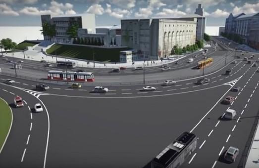 ЗМІ оприлюднили відео про новий вигляд Павлівської площі