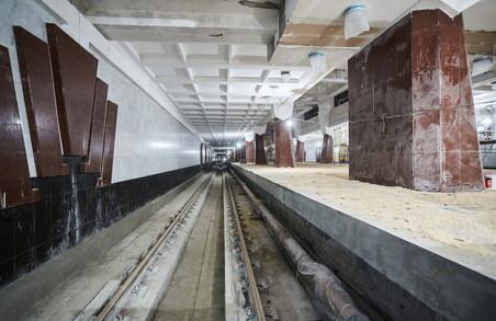 Як будують станцію «Перемога»: обладнання іспанське, але орнаменти радянські