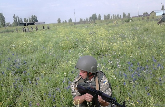 Під Харковом тренуються 300 сержантів