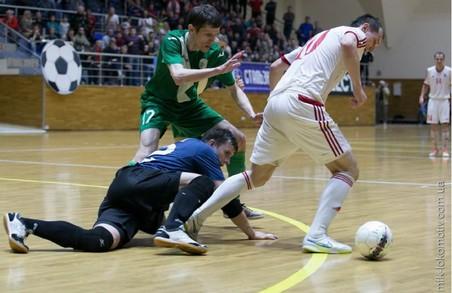 Харківські футзалісти гратимуть у новому ЧУ
