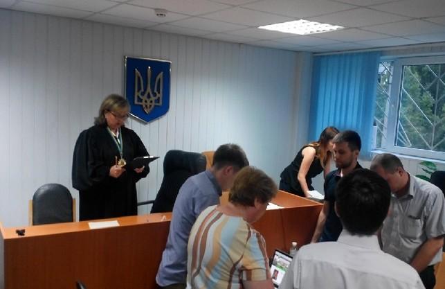 Александровську залишили під вартою на два місяці