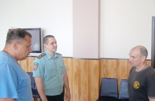 Нагороджений боєць АТО вийшов на свободу за амністією