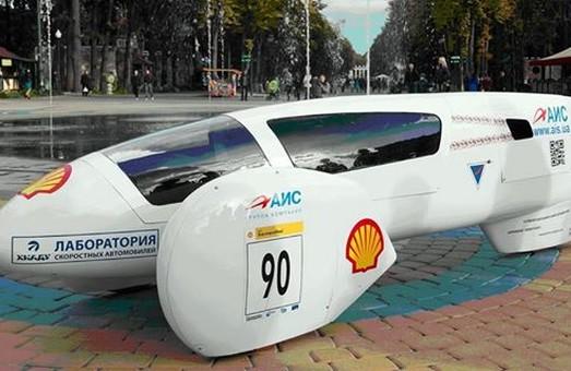 Харківські студенти створили свій екомобіль