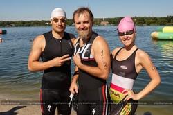 У Харкові відбулися  масштабні змагання з тріатлону