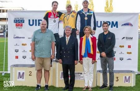 Харківський спортсмен-ветеран здобув «золото» чемпіонату світу
