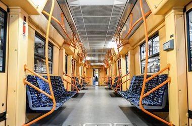 Підземка придбала новий потяг за 200 мільйонів гривень