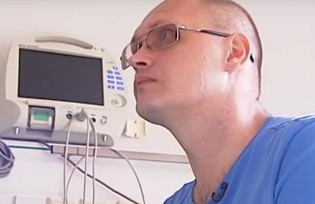 Харків'янину першому в Україні імплантували механічне серце (відео)