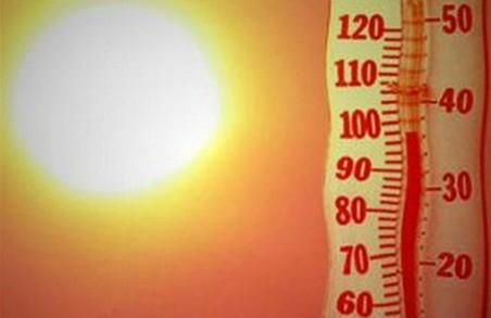 Спека в Україні ще протримається