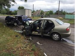 В аварії під Чугуєвом постраждало 6 людей