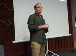 Девід Новак розповів, як створюється документальне кіно